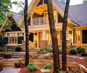 architecture, dream home, and home design image