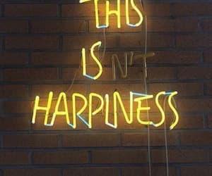 yellow, happiness, and neon lights image