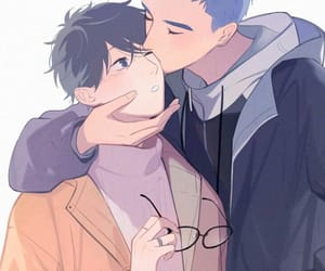 adorable, yaoi, and cute image