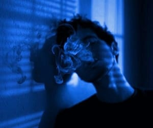 blue, boy, and boys image