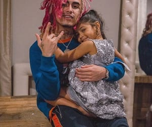 celebrity and lil pump image
