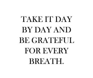 quotes, life, and grateful image