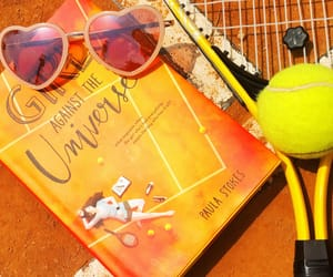 book, summer, and book review image