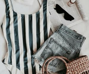 summer, outfit, and fashion image