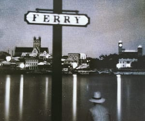 art, ferry, and indie image