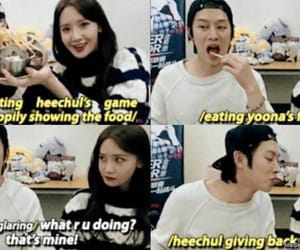 eating, funny, and girls generation image
