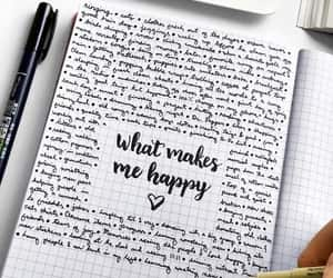 article, happiness, and self love image