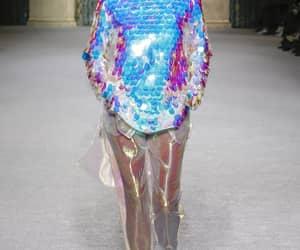 fashion, high heels, and lady image