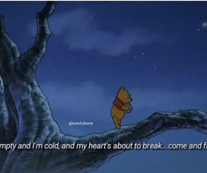 pooh, winnie, and love image