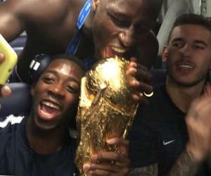 football, lucas hernandez, and equipe de france image