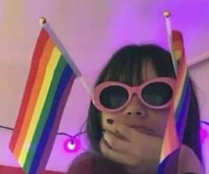 happy, lgbtq, and pride image