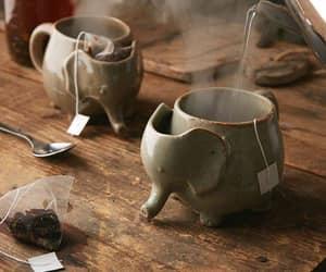 ceramics, design, and elephant image