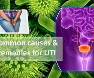 bacteria, health tips, and urinary tract infection image