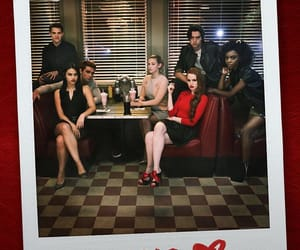 riverdale, Betty, and Cheryl image