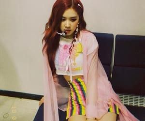 fashion, girl, and lisa image