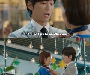 couple, Korean Drama, and love image
