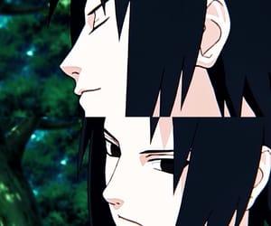 naruto, sakura, and uchiha sasuke image