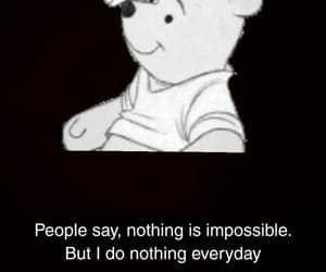 disney, quotes, and pooh image