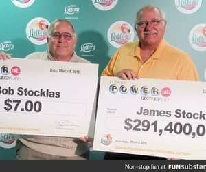 awesome, lottery, and same image