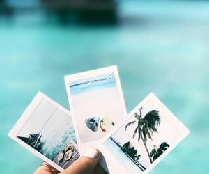 beach, memories, and ocean image