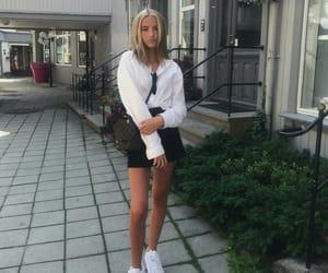 alternative, model, and sneaker image