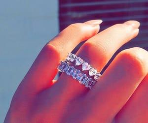 beauty, jewelry, and luxury image