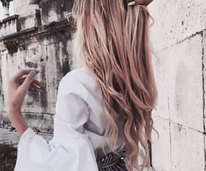 beauty, classy, and hairstyle image
