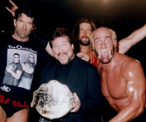 wwe, kevin nash, and ted dibiase image