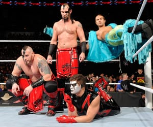 wwe, the ascension, and konnor image