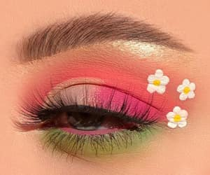 makeup and eye makeup image