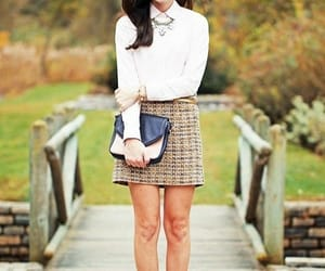 fashion, preppy, and jumper image