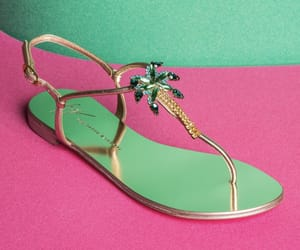 girl, ideas, and sandals image
