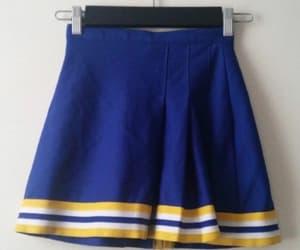 aesthetic, cheerleader, and skirt image