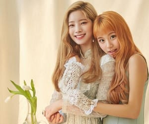 twice, chaeyoung, and dahyun image