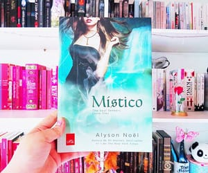 books, horizonte, and místico image