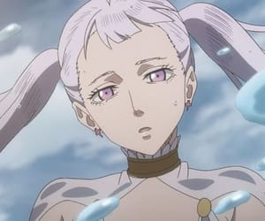 anime girl, icon, and black clover image