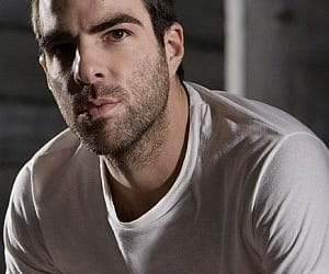 heroes, zachary quinto, and men image