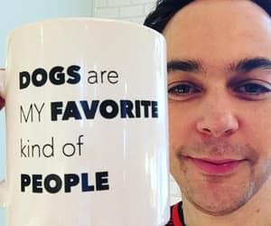 funny face, jim parsons, and actor image