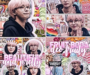 edit, hyungwon, and monsta x image