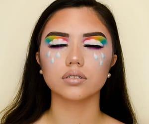 artist, inspiration, and rainbows image