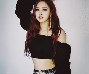 blackpink, rose, and kpop image