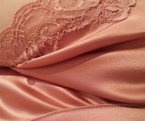 pink, soft, and silk image