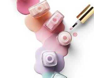 nails, pastel, and nail polish image