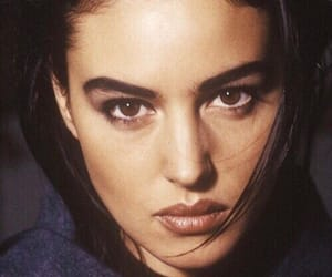 beautiful, monica bellucci, and young image