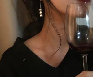 wine, aesthetic, and beauty image