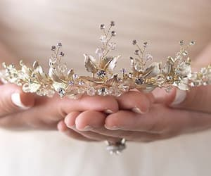 beautiful, bride, and fantasy image