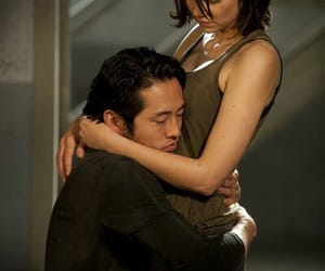 film, the walking dead, and steven yeun image