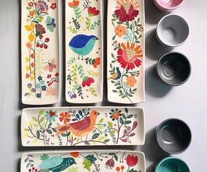 art, bird, and fashion image