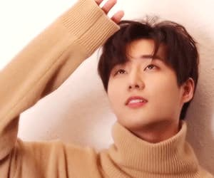 gif, day6, and young k image