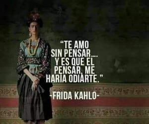love, Frida, and frases image